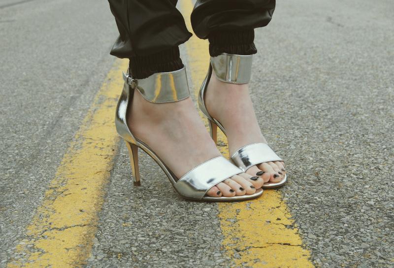 LeatherSweatpants-IvankaTrumpSilverShoes