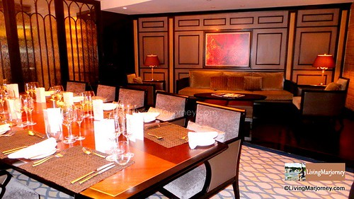 Hidden: Spiral's Private Dining Room