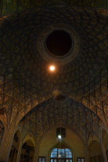 Dome of the Kashan Bazaar