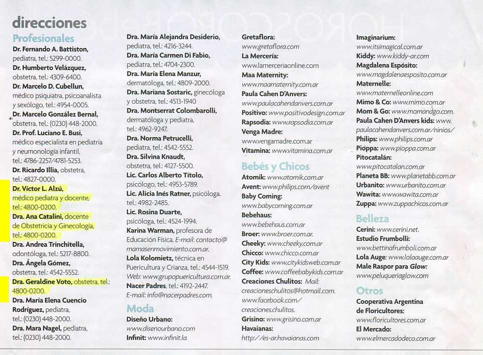 Revista Para Ti Mamá Febrero 2014 (3)