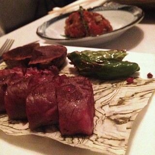 1 or 8, Skirt Steak, Williamsburg, Brooklyn