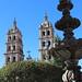 Fuente y Catedral de Durango por gaps96