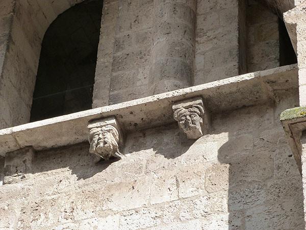 façades abbaye