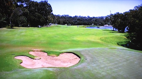 Lake Karrinyup CC, Hole #3