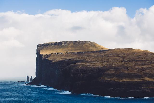 Risin og Kellingin from Tjørnuvík