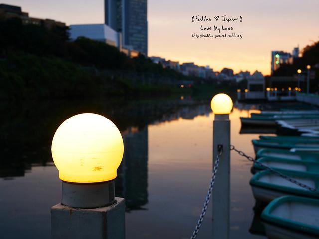 日本東京自由行賞櫻canal cafe水上餐廳 (38)