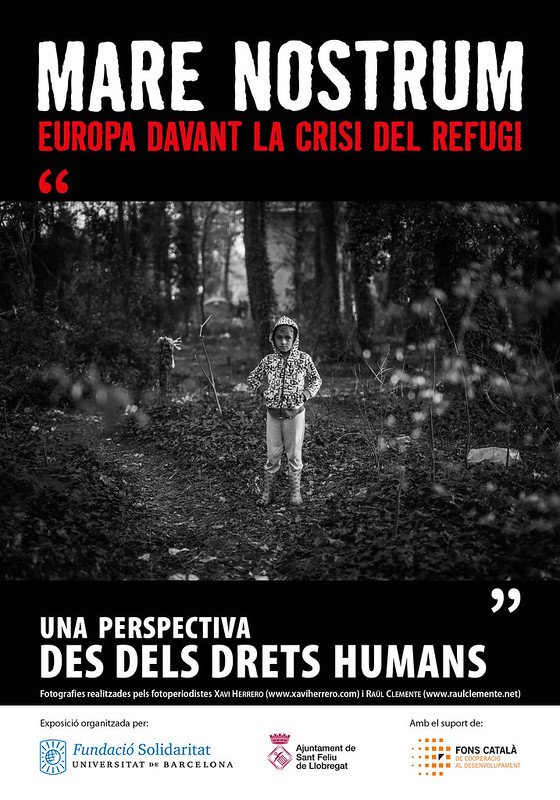 Exposició Mare Nostrum: Europa davant la crisi del refugi