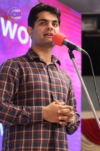 Sandeep Chaudhary from Bengaluru, Karnataka, expresses his views