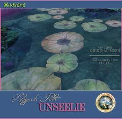 DDDF MUDRANA  Lilypads Path Unseelie