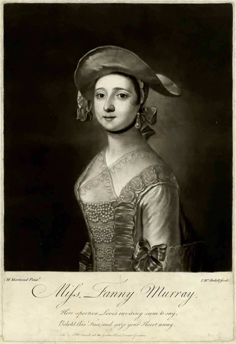 Fanny Murray by Henry Robert Morland