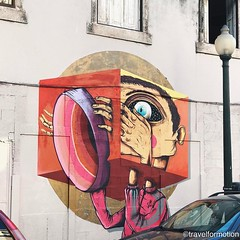 #streetart #streetartistry #porto #oporto #porto_ig #visitporto #portugal #loves_porto #portolovers #wanderlust #travel #travelgram #vsco #vscocam #guardiantravelsnaps #guardiancities #citytrip #travelphotography #igers_porto #visitportoandnorth #ig_trave