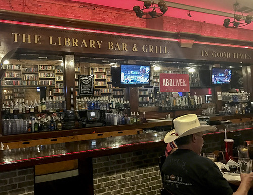 Library Bar & Grill