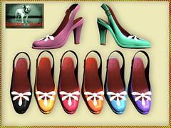 Bliensen - Sunny Day - shoes with 8-colour-HUD 2