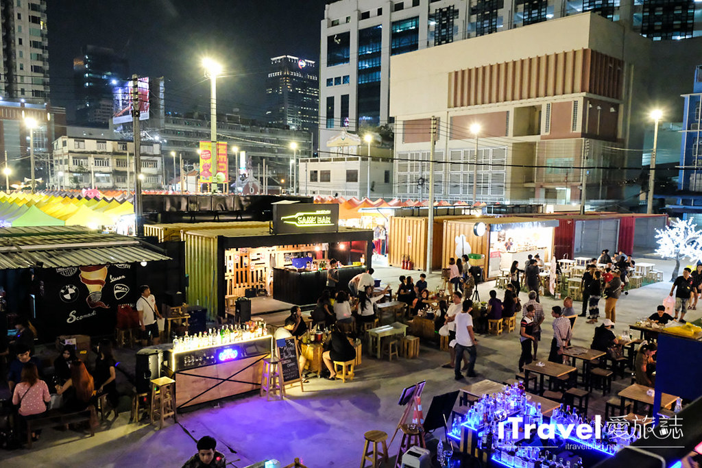 曼谷城中霓虹夜市 Talad Neon Downtown Night Market (70)