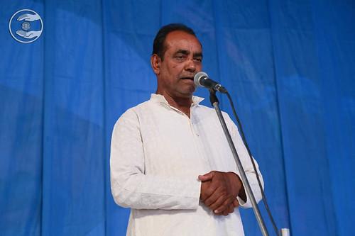 Ramakant Singh from Pandeswar, expresses his views