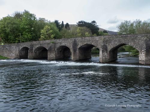 Llanfoist bridge Abergavenny 2017 04 27 #9 (Gareth Lovering Photography 3,000,594 views.)
