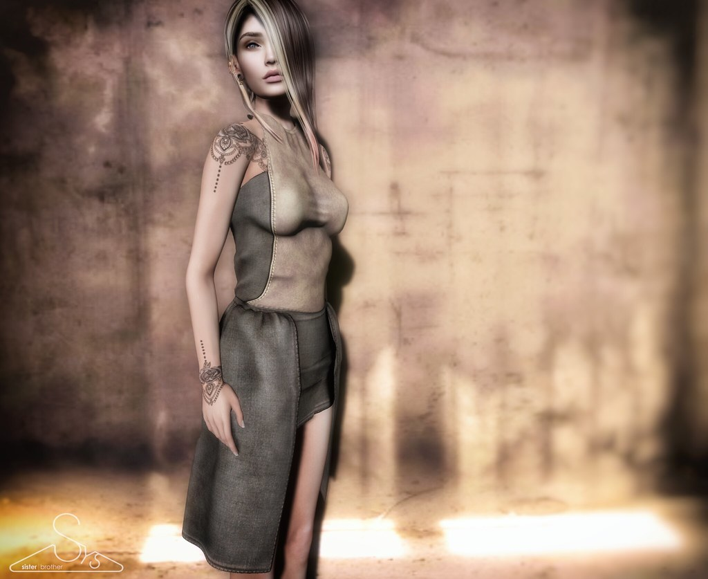 [sYs] OCTAVIA dress - SecondLifeHub.com