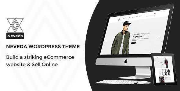 Neveda WordPress Theme free download