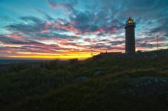 Lista-fyr-solnedgang
