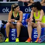 Belinda Bencic, Amra Sadikovic