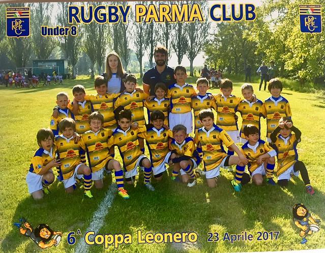Under 8 al Leonero