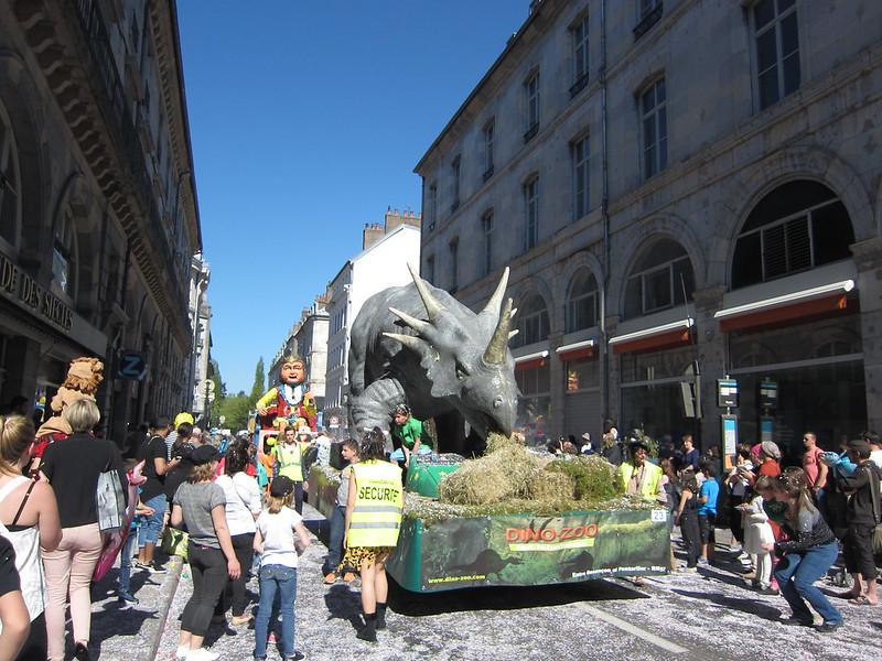 Carnaval Besançon 2017