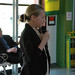 April 5, 2017 - 10:41pm - Newly sworn in JA BizTown District Attorney Madison McGraw addressed student citizens while Superintendent Dan Mart looked on. Fifth grade students from Central Elementary in the North Polk Community School District participated in the JA BizTown experience in Des Moines as part of their financial literacy curriculum.