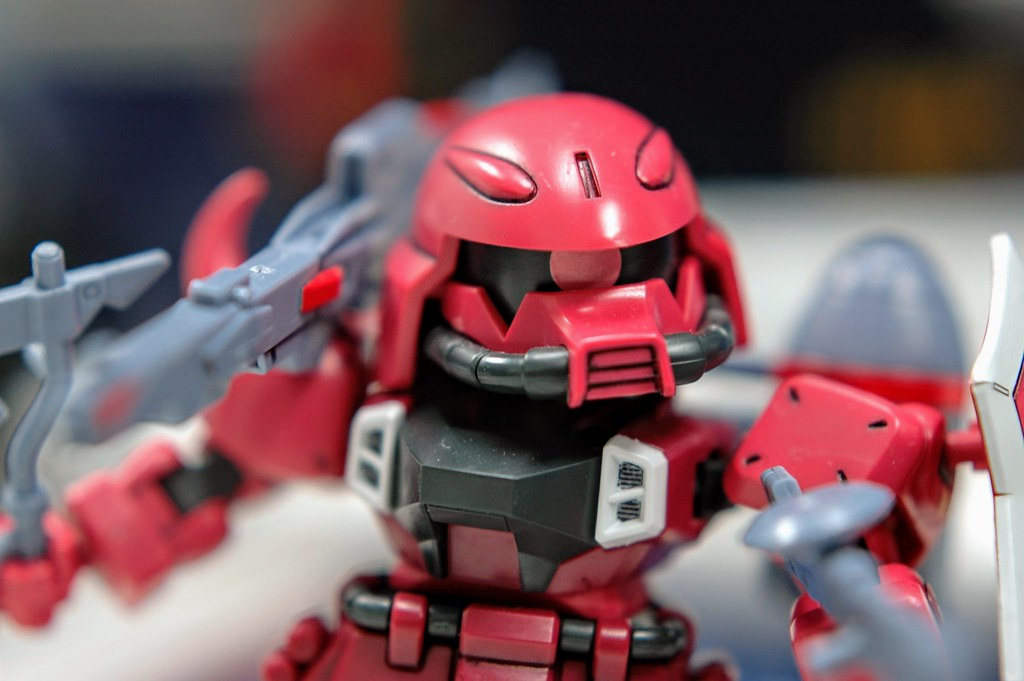 Gundam-SEED DESTINY-砲擊型薩克-ZGMF-1000/A1