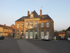 Town Hall, Putanges-Pont-Écrepin