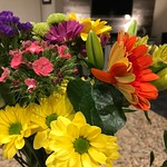 Fresh flowers are the best. 🌼💐🌸 by bartlewife