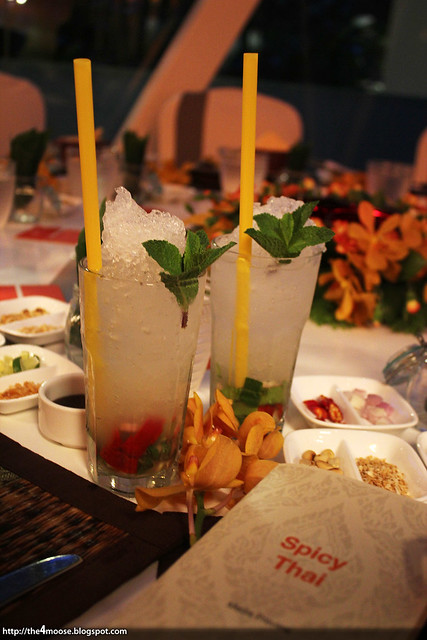 The Line - Tom Yum Mojito