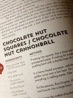 Chocolate Nut Cannonball: Who could possibly resist?