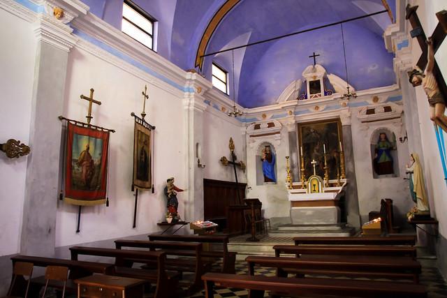 Corniglia Chapel