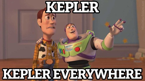 kepler, Kepler Everywhere