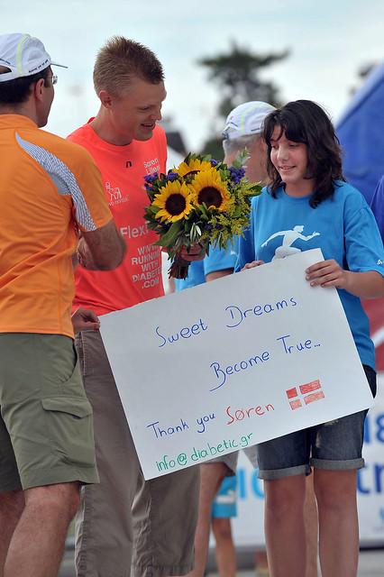 O Soren Lilleore τιμάται από την διοργάνωση