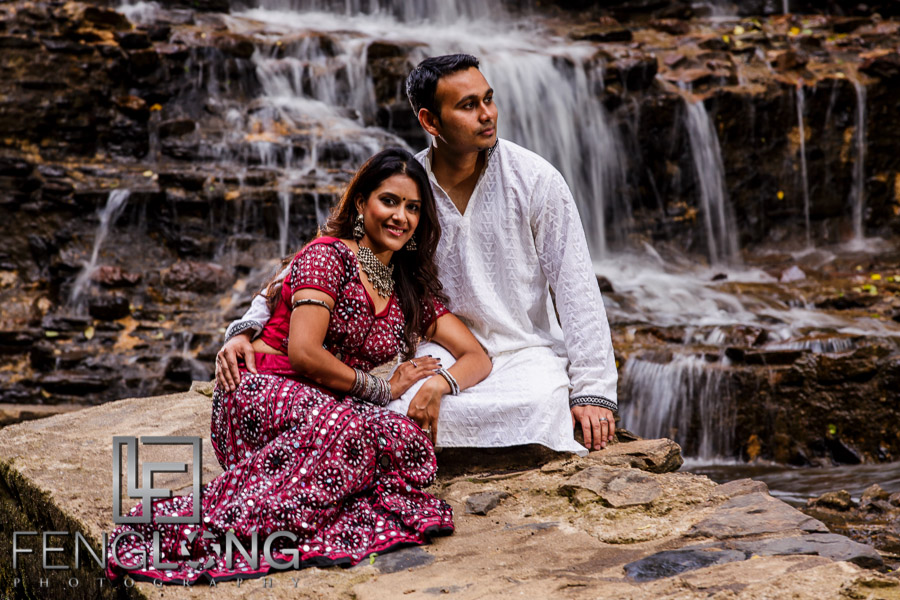Atlanta Indian Pre Wedding Photography