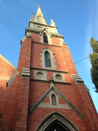 Croatian Catholic Church Clifton Hill by Hecuba's Story