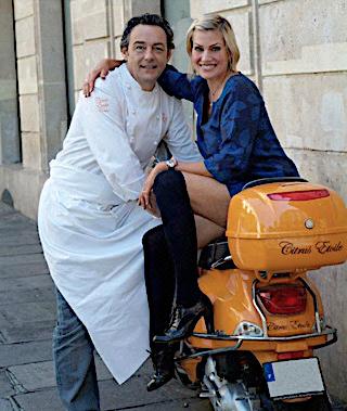 Parisian chef - Slavica Monczka - 01/07/13 - www.MyFrenchLife.org