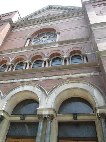 Iglesia del Carmen, Little Italy. Bronx, NYC. Nueva York