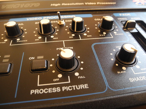 Video Tech VEC1070 Video Processor