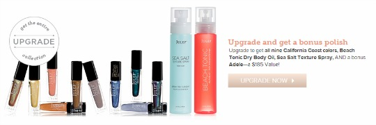 Julep Full Upgrade for July