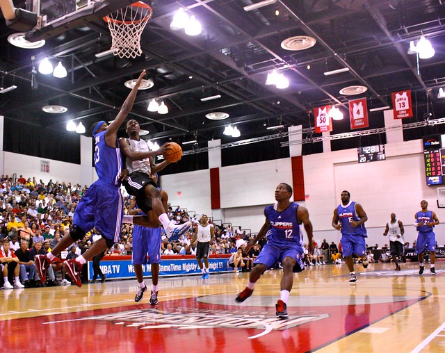 John Wall - 2010 NBA Summer League