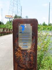 Goose Creek Trail Bridge, Baytown, Texas 1305231242