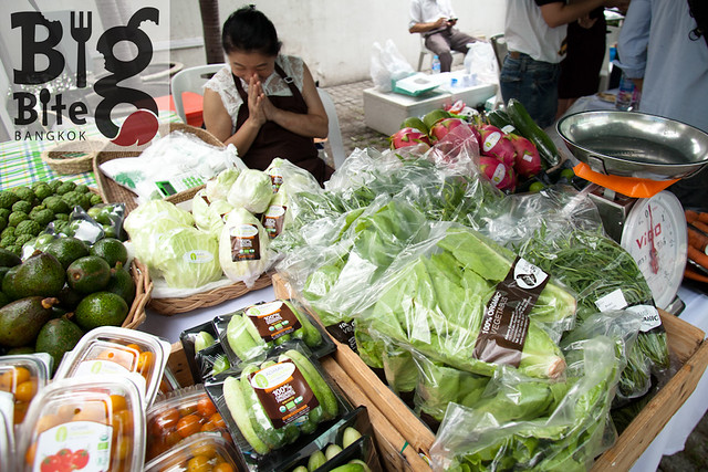 Adam's Organic Veggies