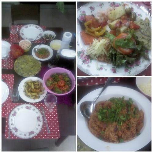 Spain Feast