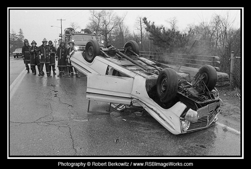 03/13/76 - Car Accident, Manetto Hill Road, Plainview, NY