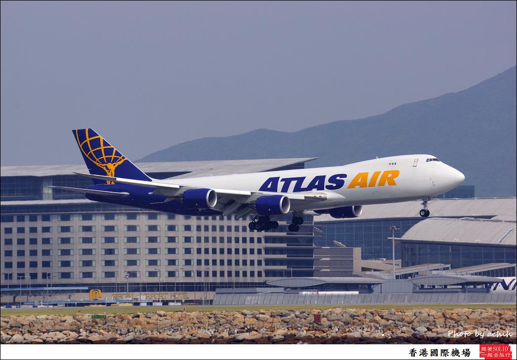 Atlas Air N852GT
