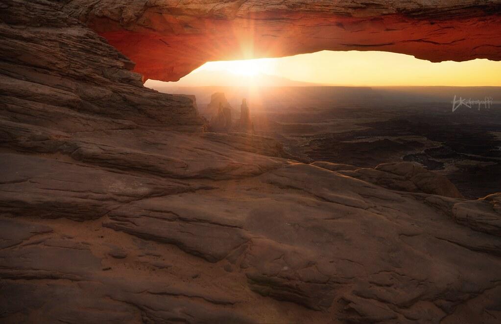 Mesa Burst