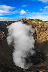 Bromo Crater