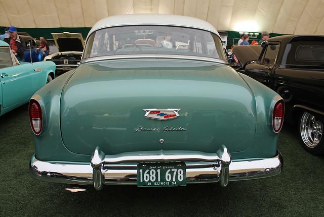 1954 chevrolet deluxe 210 4 door sedan 6 of 6 flickr for 1954 chevy 4 door